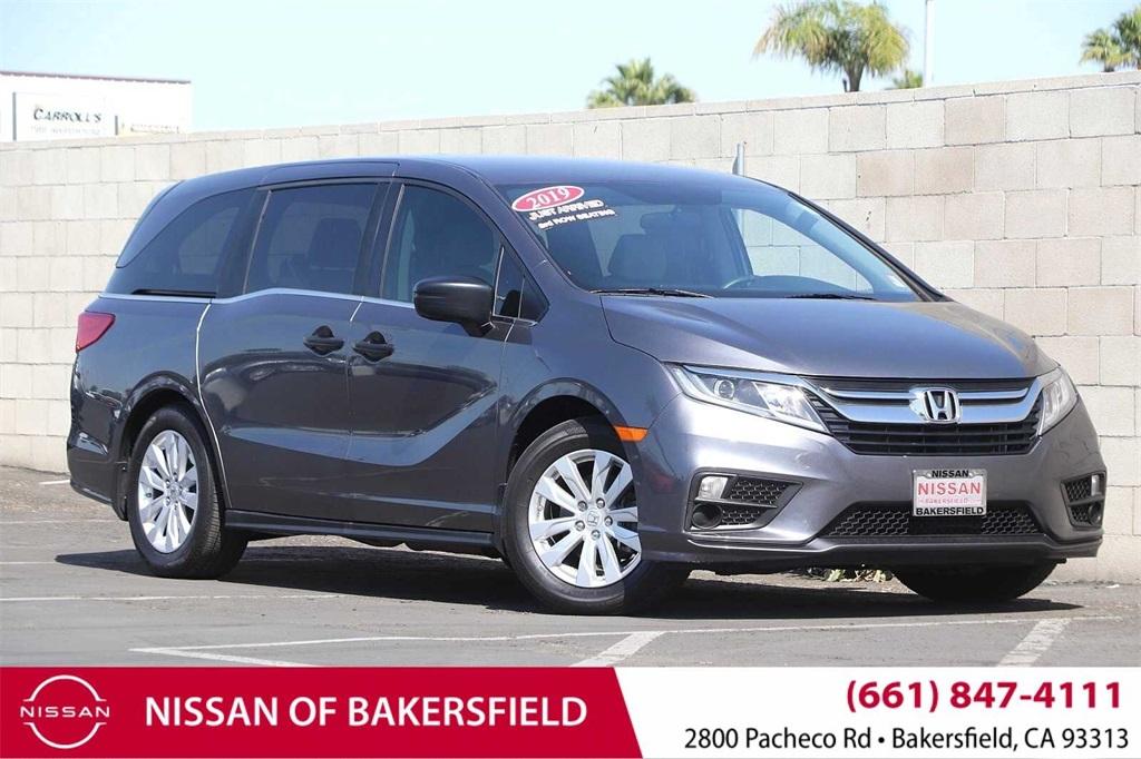 Used 2019 Honda Odyssey LX in Bakersfield, CA
