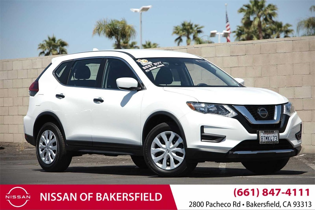 Used 2020 Nissan Rogue S in Bakersfield, CA