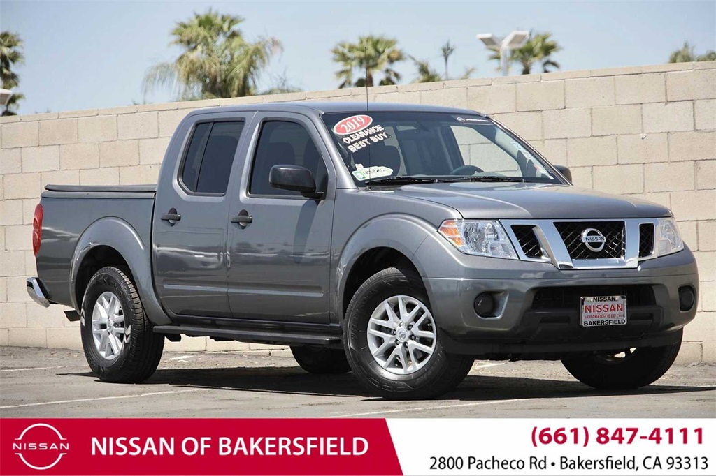Used 2019 Nissan Frontier SV in Bakersfield, CA