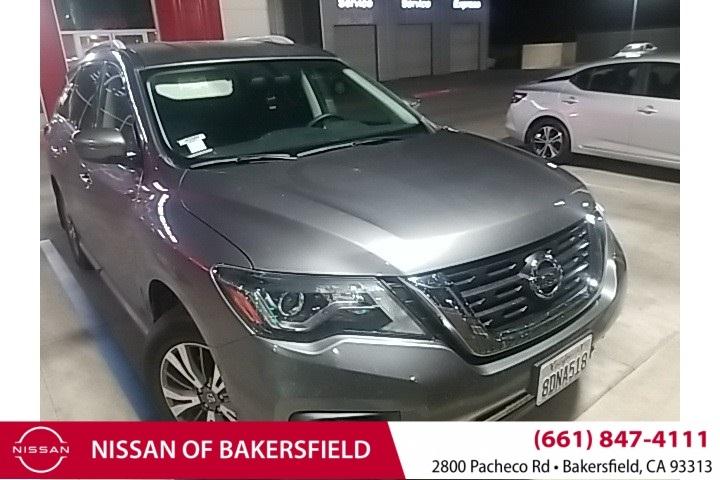 Used 2018 Nissan Pathfinder S in Bakersfield, CA