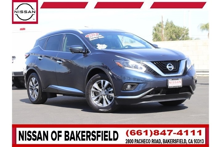 Used 2018 Nissan Murano SL in Bakersfield, CA