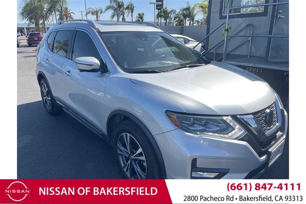 Used 2018 Nissan Rogue SL in Bakersfield, CA