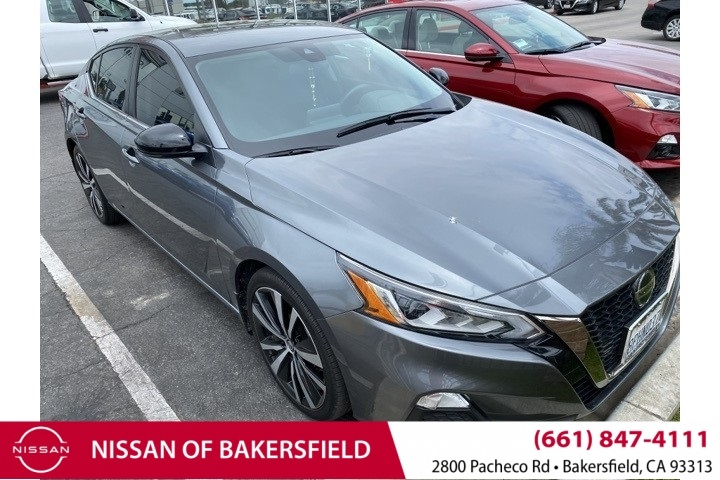 Used 2020 Nissan Altima 2.5 SR in Bakersfield, CA