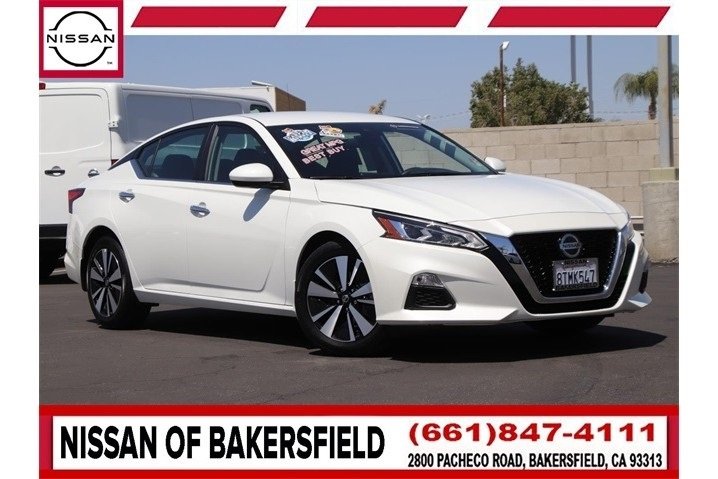 Used 2021 Nissan Altima 2.5 SV in Bakersfield, CA