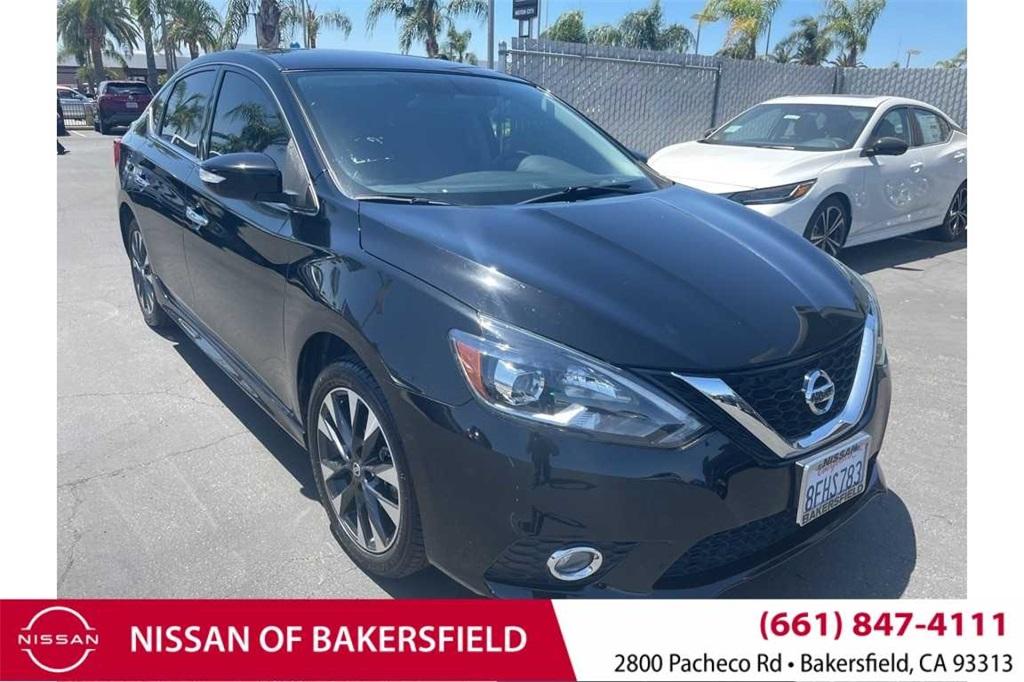 Used 2018 Nissan Sentra SR in Bakersfield, CA