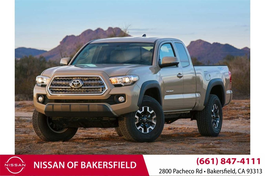 Used 2017 Toyota Tacoma SR5 in Bakersfield, CA