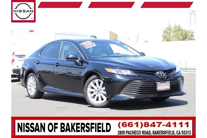 Used 2018 Toyota Camry LE in Bakersfield, CA