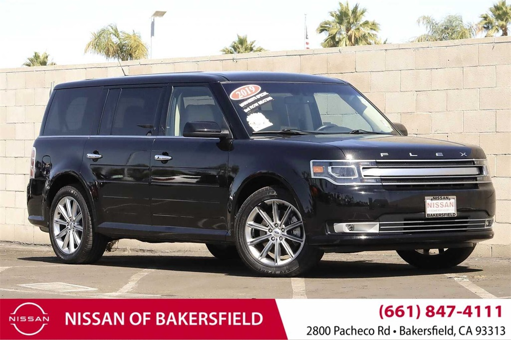 Used 2019 Ford Flex Limited in Bakersfield, CA