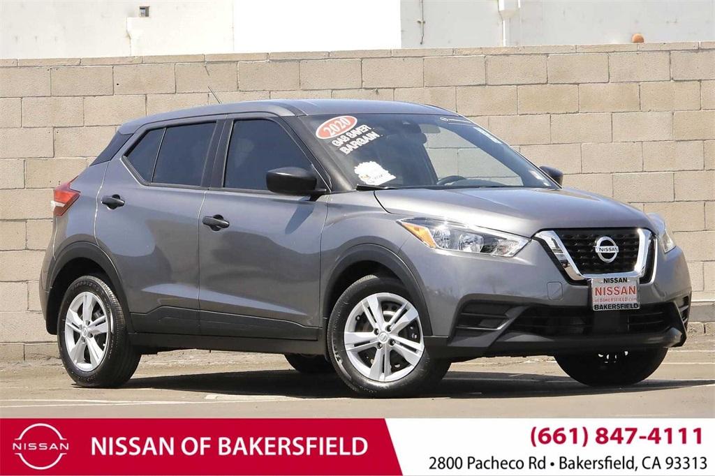 Used 2020 Nissan Kicks S in Bakersfield, CA