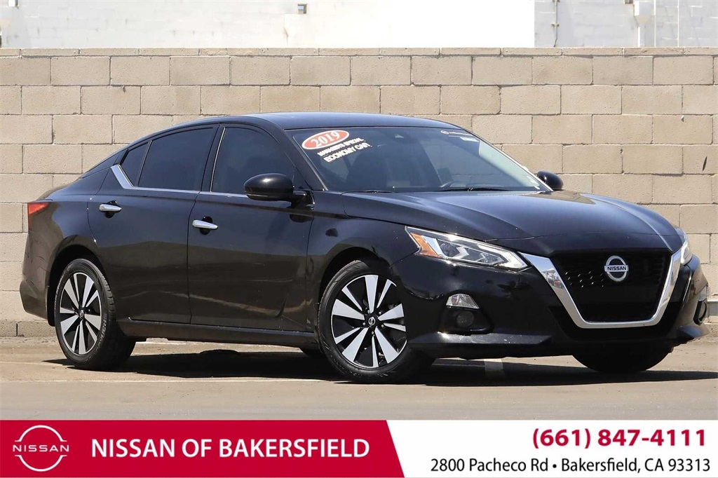 Used 2019 Nissan Altima 2.5 SV in Bakersfield, CA