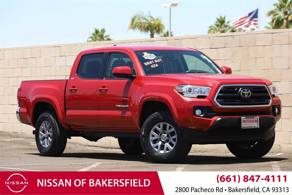 Used 2019 Toyota Tacoma SR5 in Bakersfield, CA