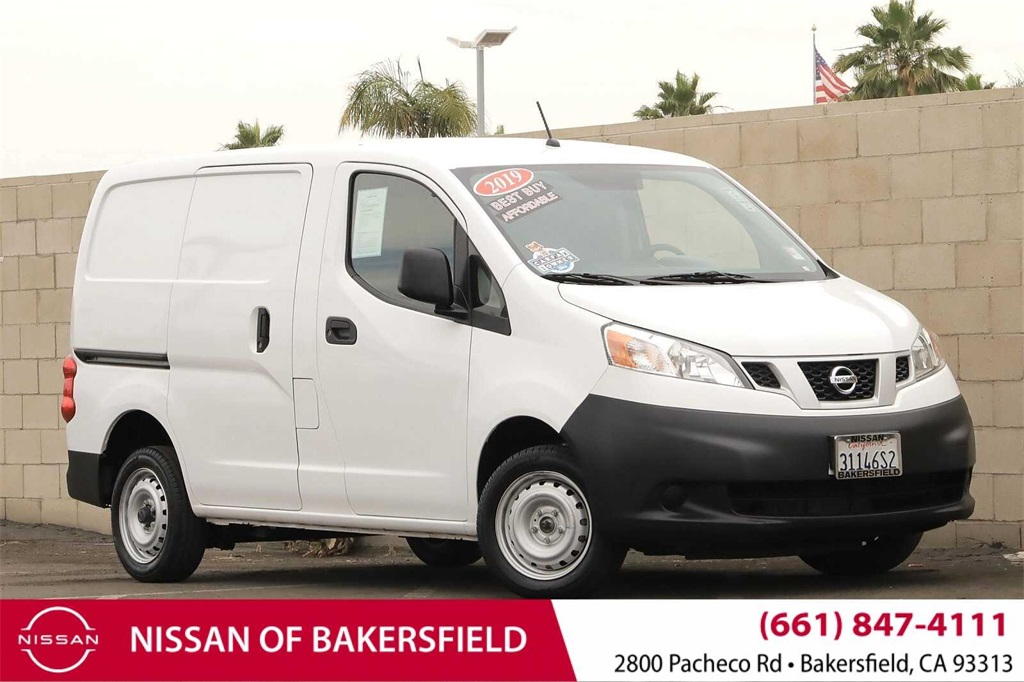 Used 2019 Nissan NV200 S in Bakersfield, CA