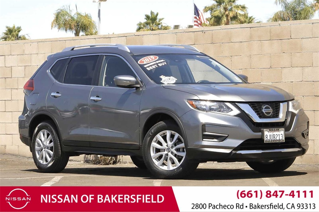 Used 2019 Nissan Rogue S in Bakersfield, CA