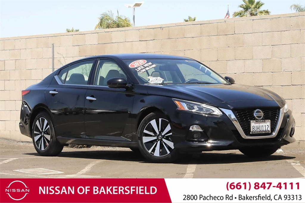 Used 2020 Nissan Altima 2.5 SV in Bakersfield, CA