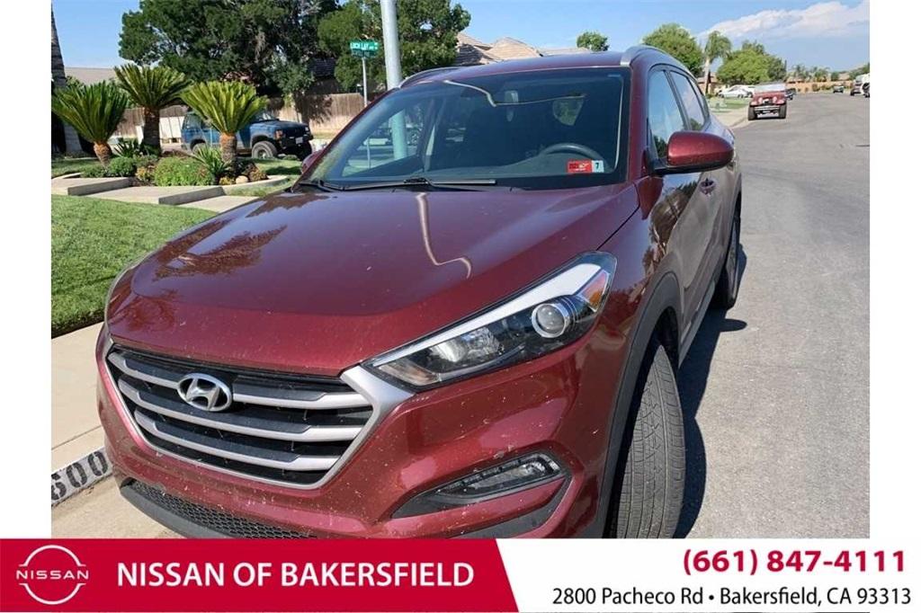 Used 2017 Hyundai Tucson SE in Bakersfield, CA