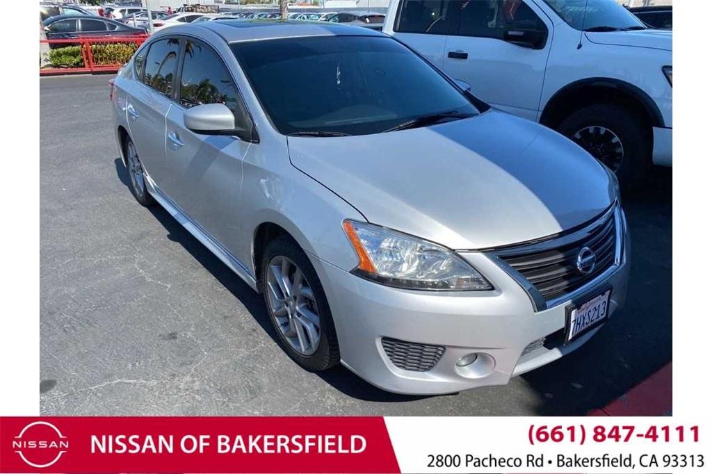 Used 2014 Nissan Sentra SR in Bakersfield, CA