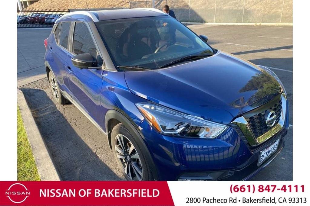 Used 2018 Nissan Kicks SR in Bakersfield, CA