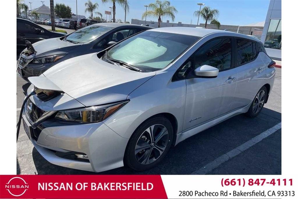 Used 2019 Nissan Leaf SV in Bakersfield, CA