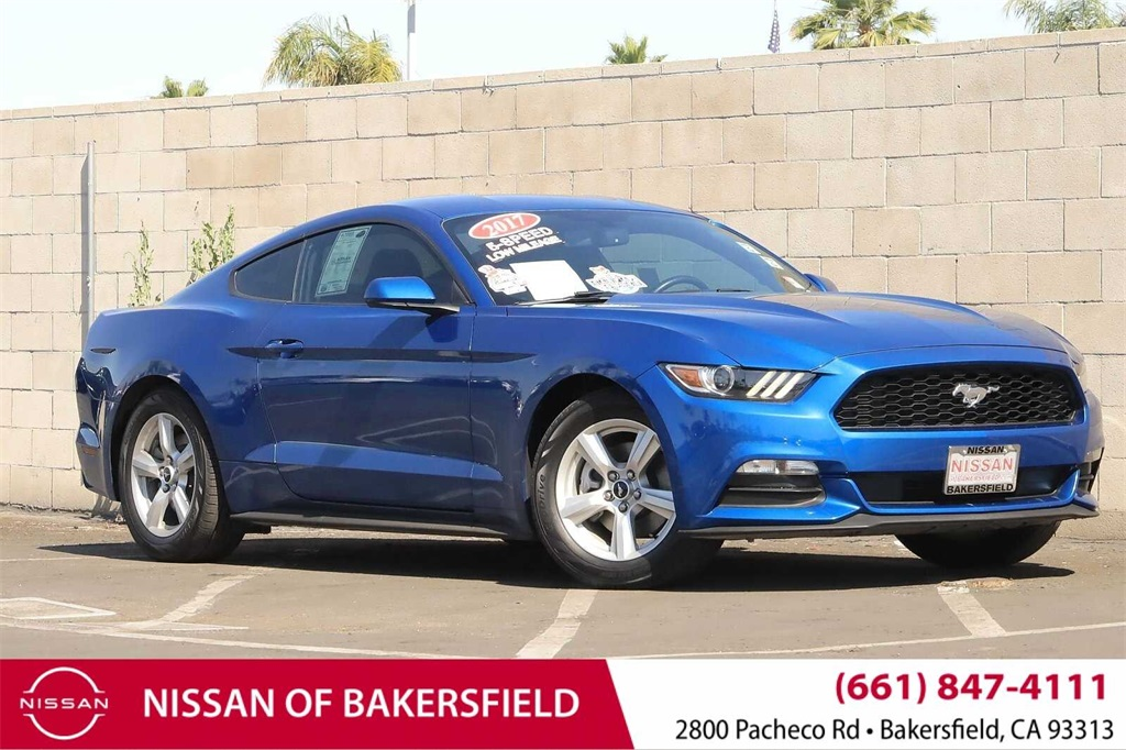 Used 2017 Ford Mustang V6 in Bakersfield, CA