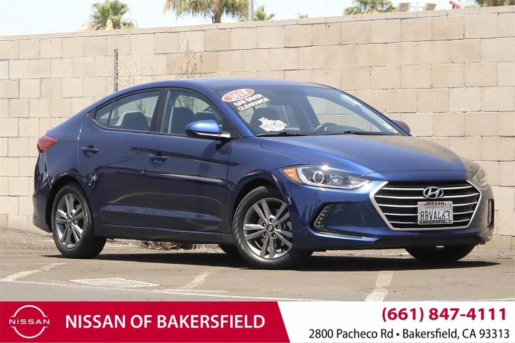 Used 2018 Hyundai Elantra Value Edition in Bakersfield, CA