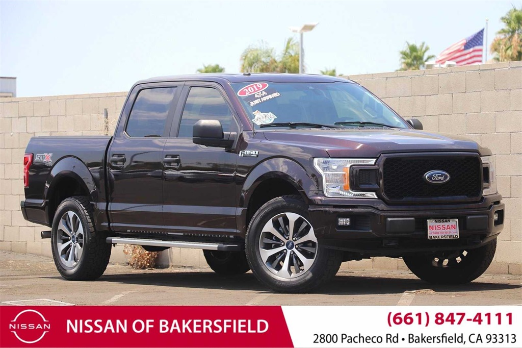 Used 2019 Ford F-150 XL in Bakersfield, CA