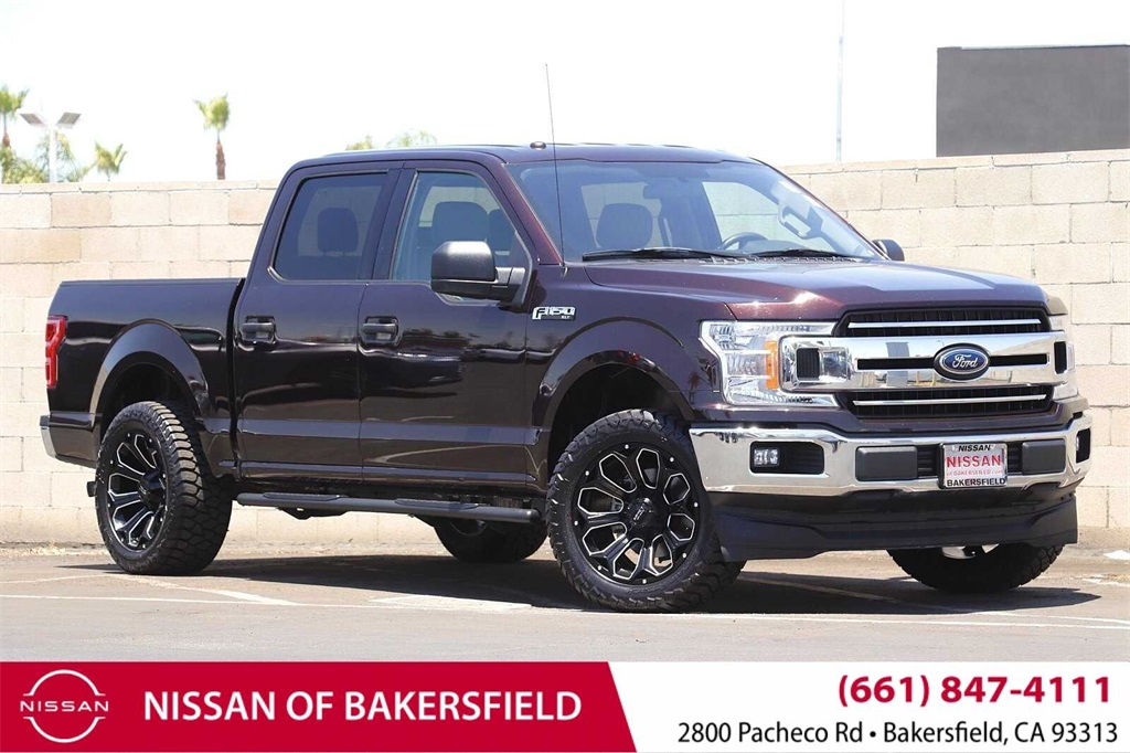Used 2018 Ford F-150 XLT in Bakersfield, CA