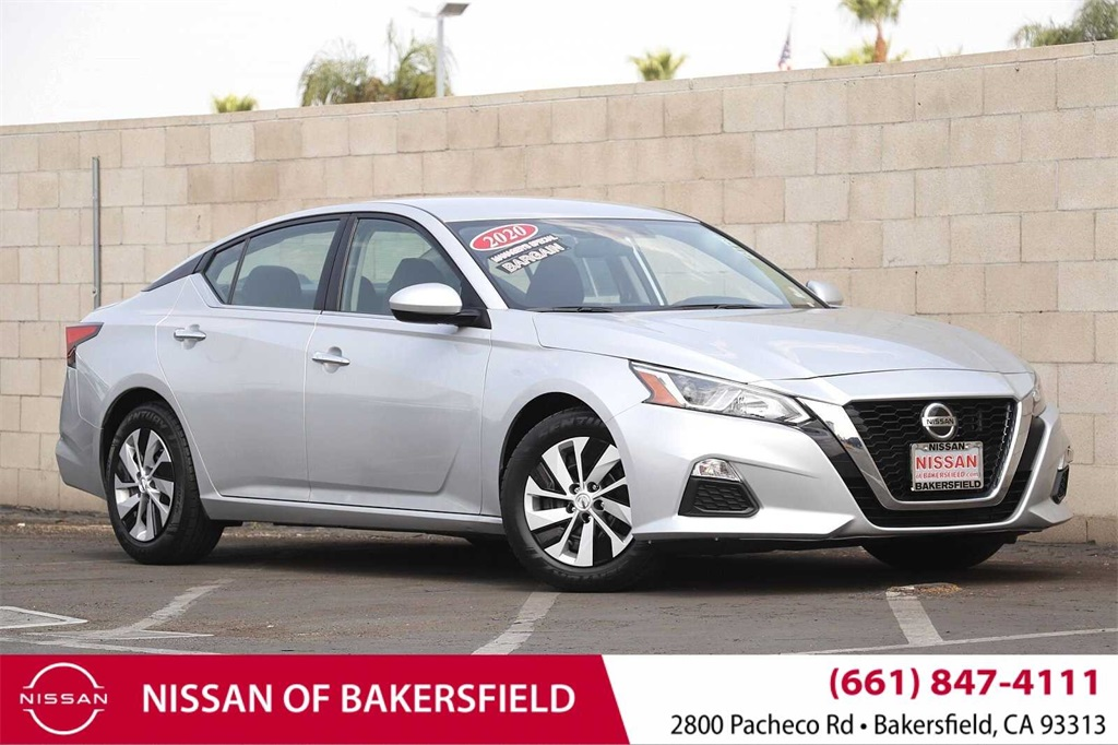 Used 2020 Nissan Altima 2.5 S in Bakersfield, CA