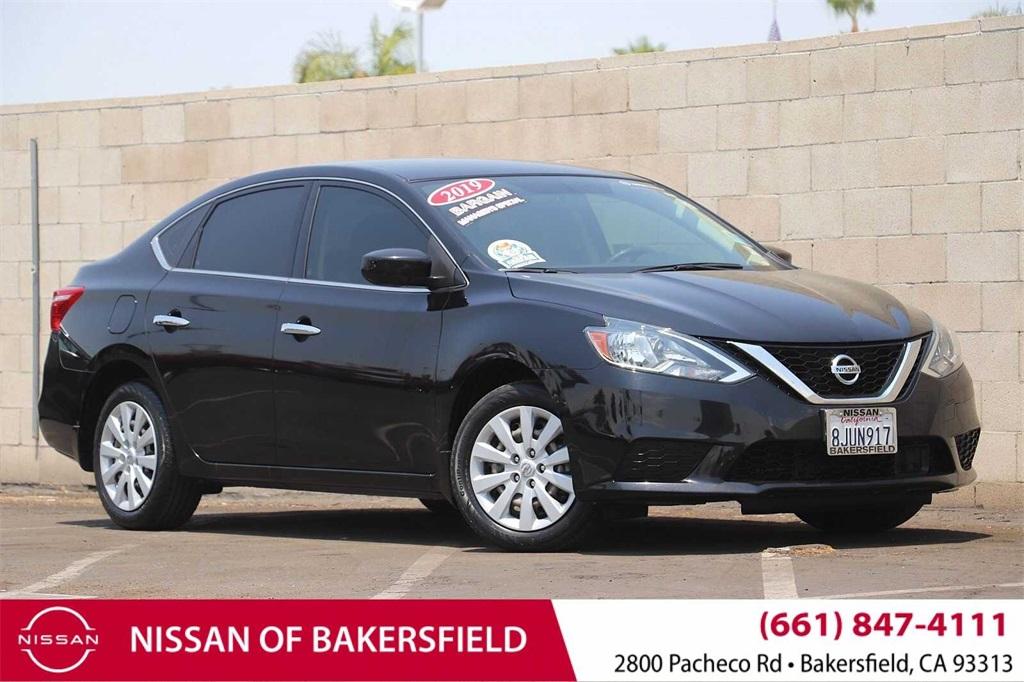 Used 2019 Nissan Sentra S in Bakersfield, CA