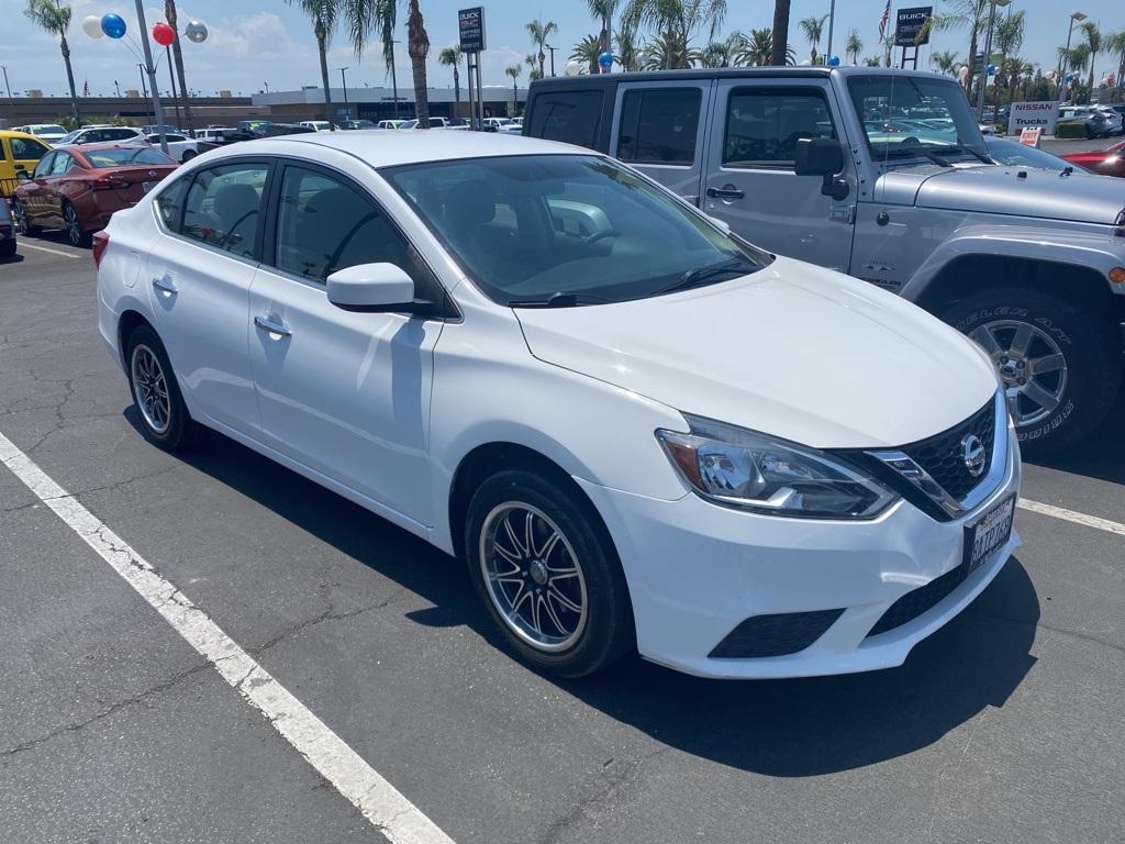 Used 2016 Nissan Sentra SV in Bakersfield, CA
