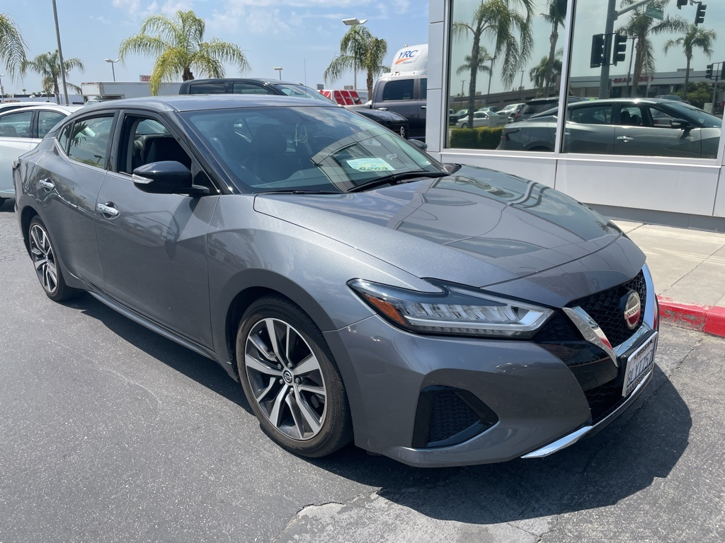 Used 2019 Nissan Maxima 3.5 SV in Bakersfield, CA
