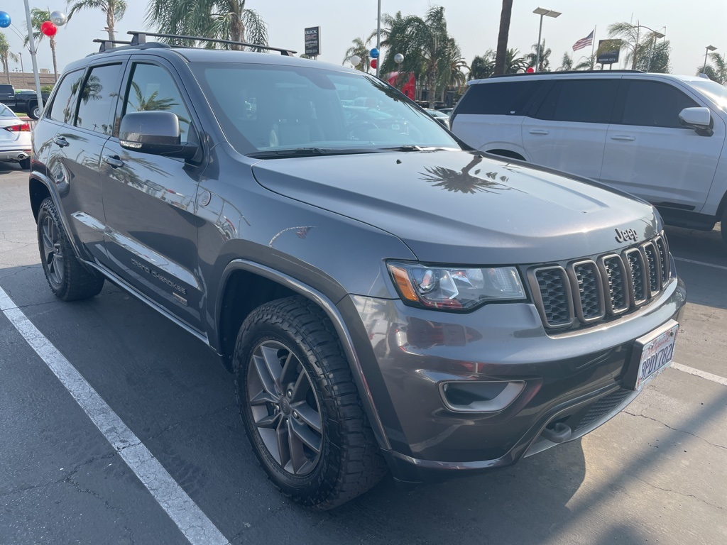 Used 2017 Jeep Grand Cherokee Limited in Bakersfield, CA