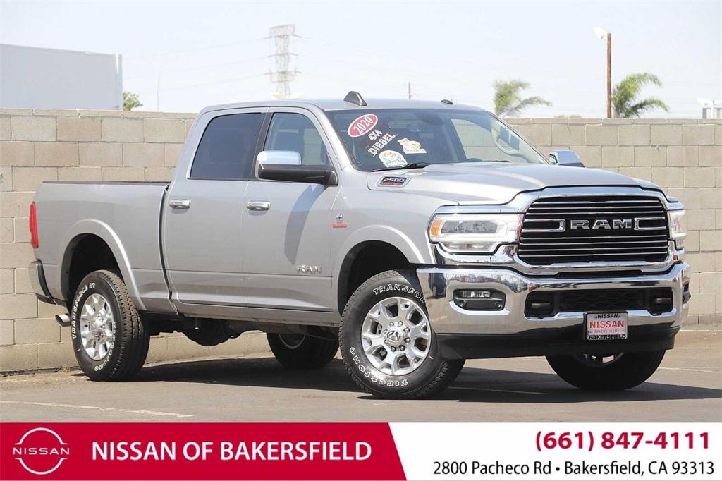 Used 2020 Ram 2500 Laramie in Bakersfield, CA
