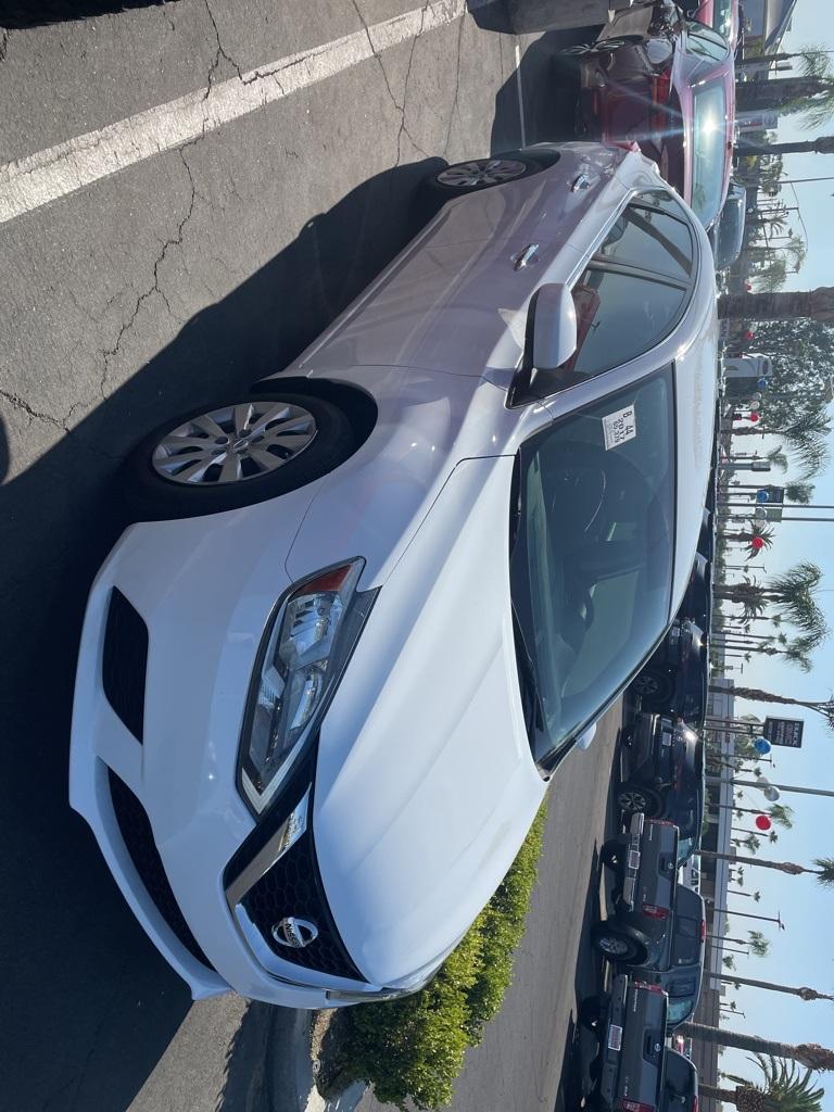 Used 2017 Nissan Sentra S in Bakersfield, CA