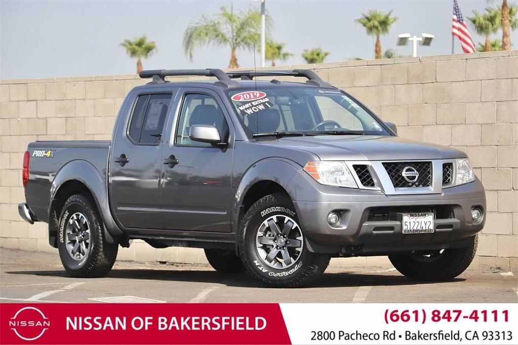 Used 2019 Nissan Frontier PRO-4X in Bakersfield, CA
