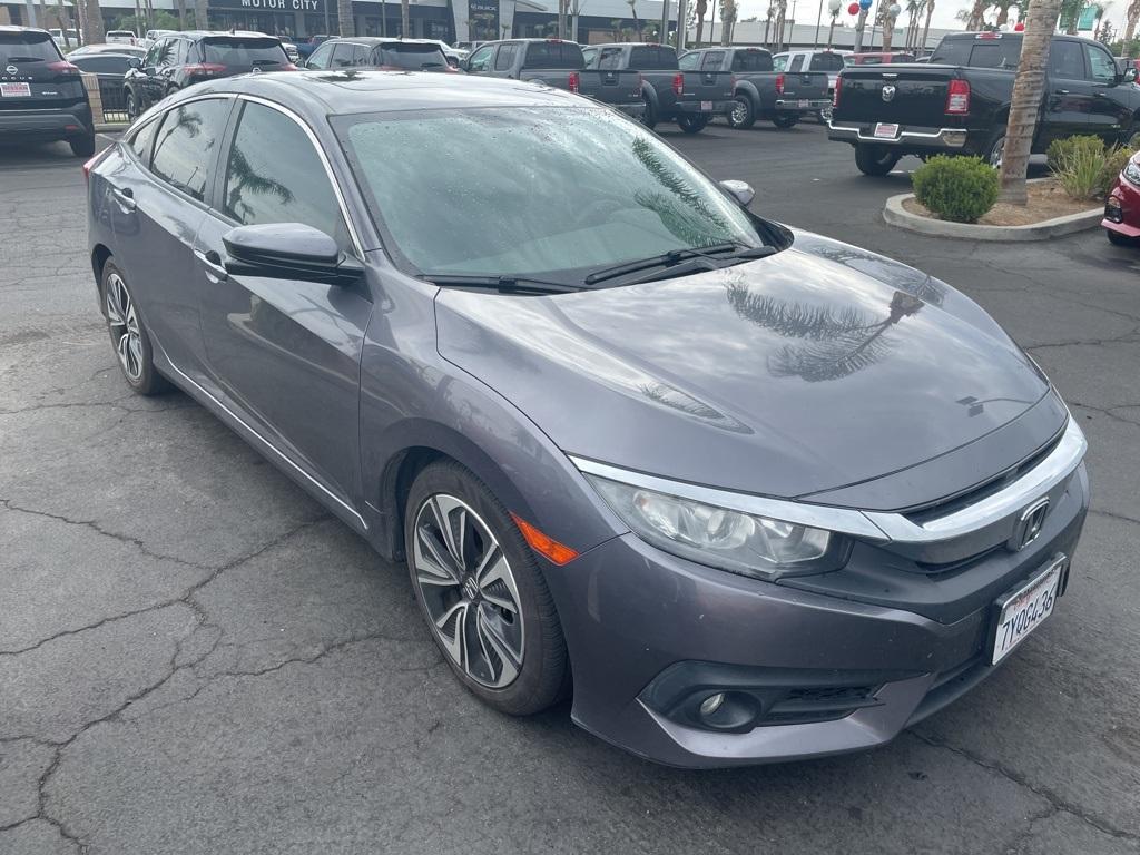 Used 2017 Honda Civic EX-T in Bakersfield, CA