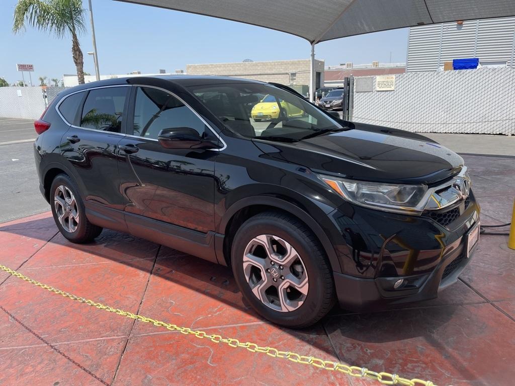 Used 2017 Honda CR-V EX in Bakersfield, CA