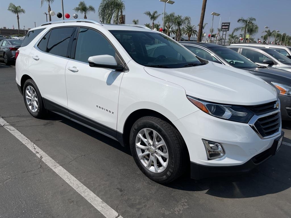 Used 2018 Chevrolet Equinox LT in Bakersfield, CA