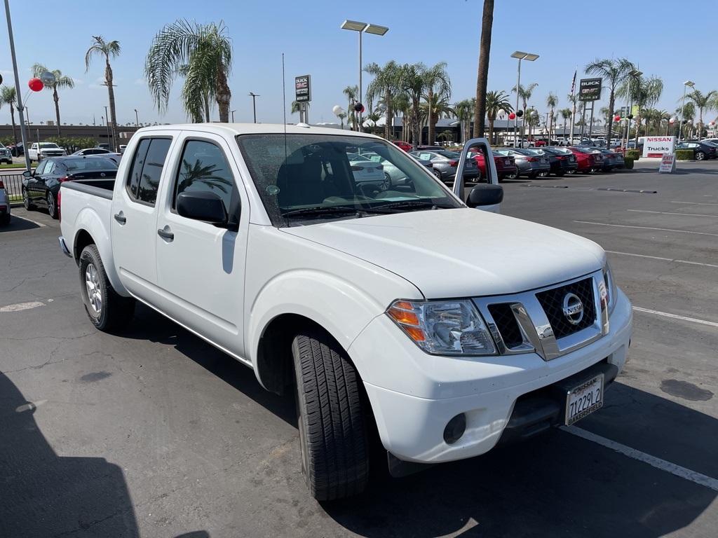 Used 2018 Nissan Frontier SV in Bakersfield, CA