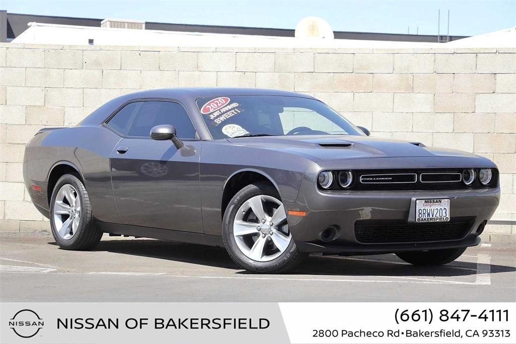 Used 2020 Dodge Challenger SXT in Bakersfield, CA