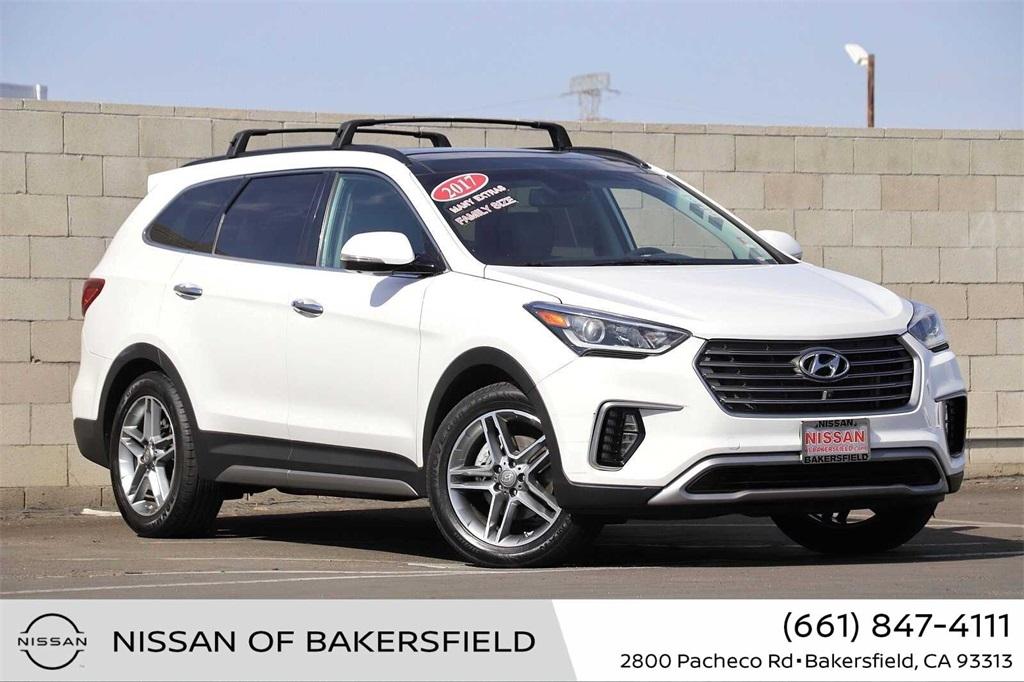 Used 2017 Hyundai Santa Fe Limited Ultimate in Bakersfield, CA