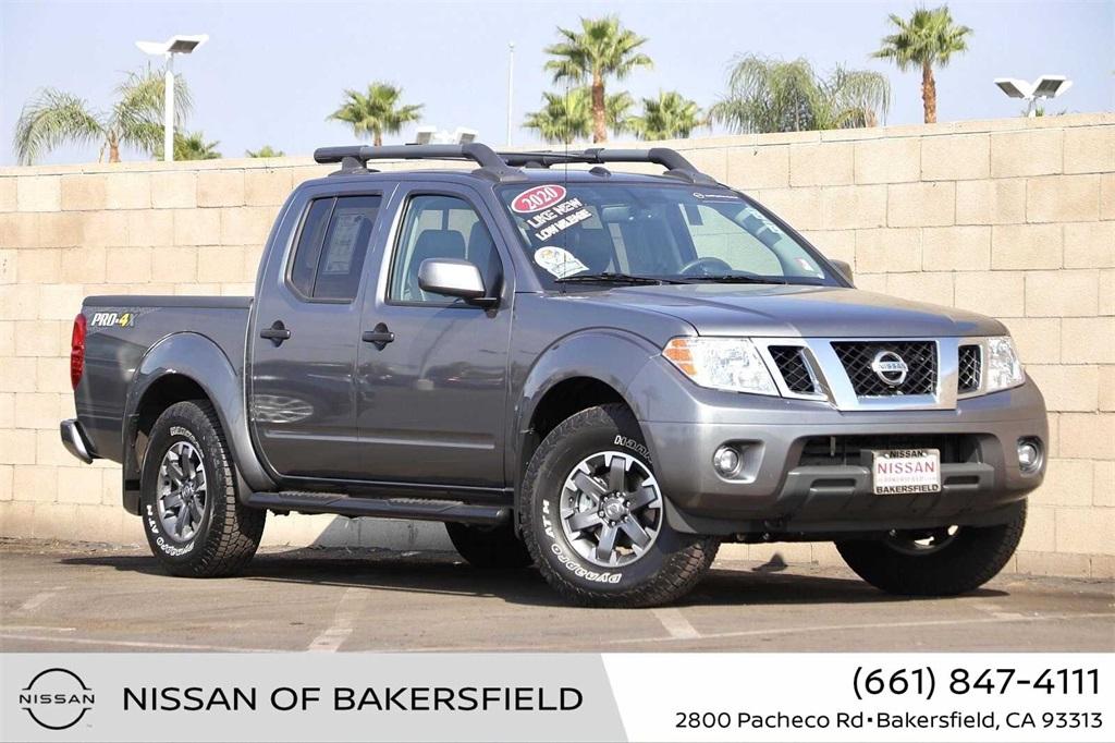 Used 2020 Nissan Frontier PRO-4X in Bakersfield, CA