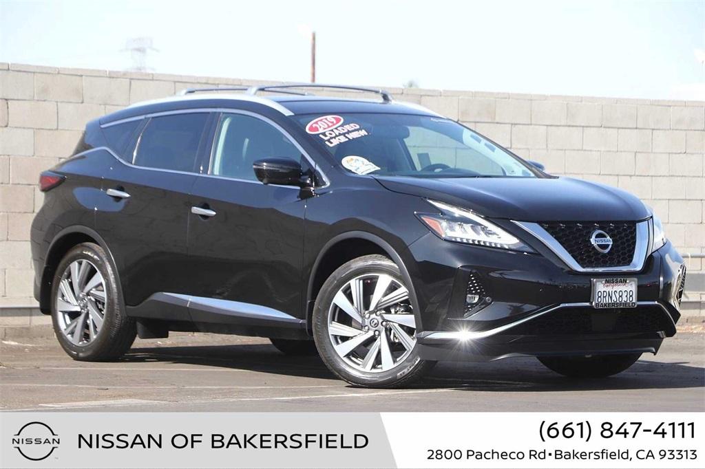 Used 2019 Nissan Murano SL in Bakersfield, CA