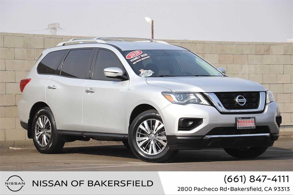 Used 2020 Nissan Pathfinder S in Bakersfield, CA