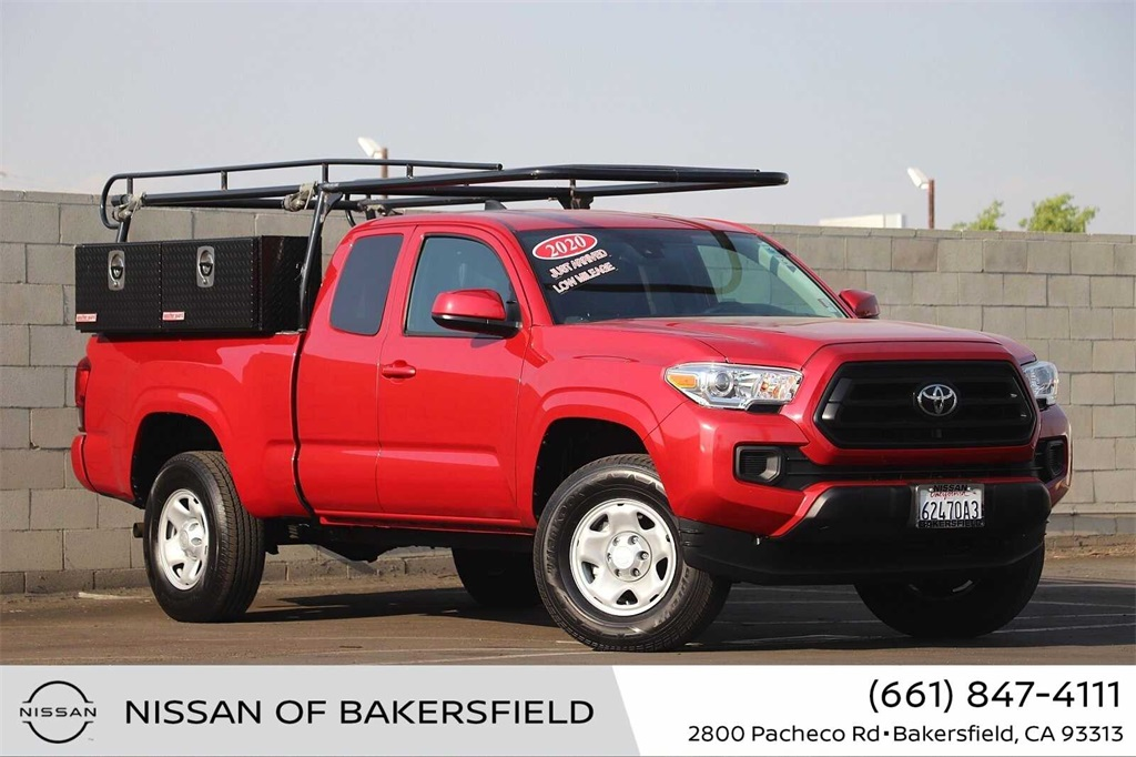 Used 2020 Toyota Tacoma SR in Bakersfield, CA