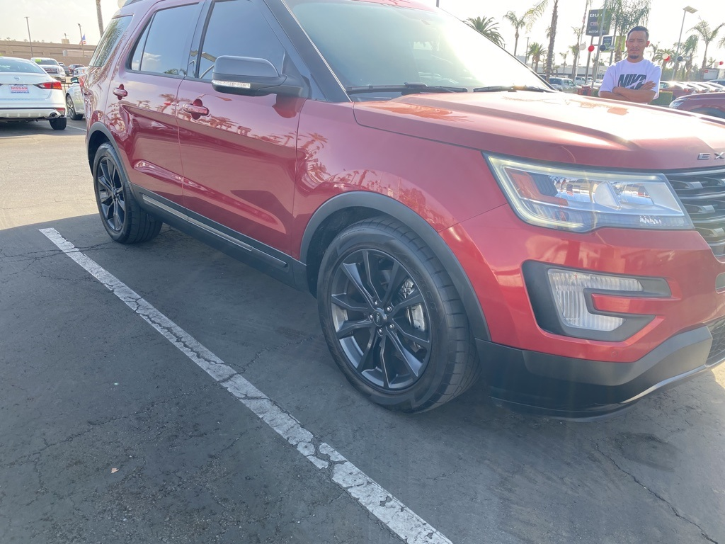 Used 2017 Ford Explorer XLT in Bakersfield, CA