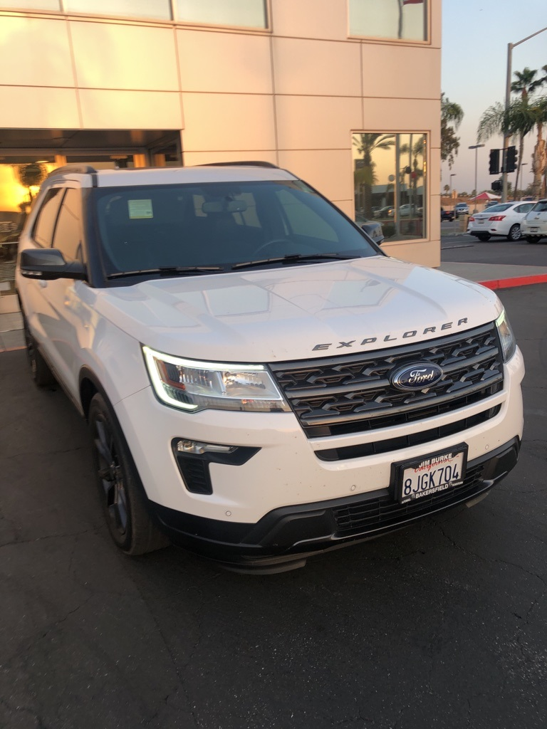 Used 2019 Ford Explorer XLT in Bakersfield, CA