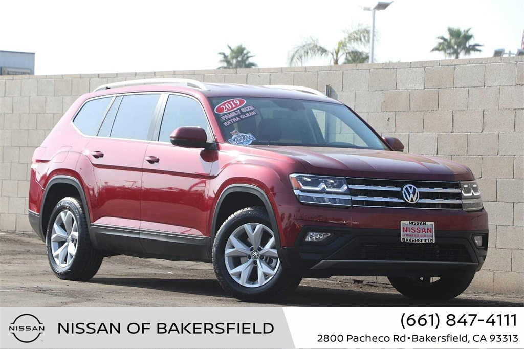 Used 2019 Volkswagen Atlas 3.6L V6 SE in Bakersfield, CA