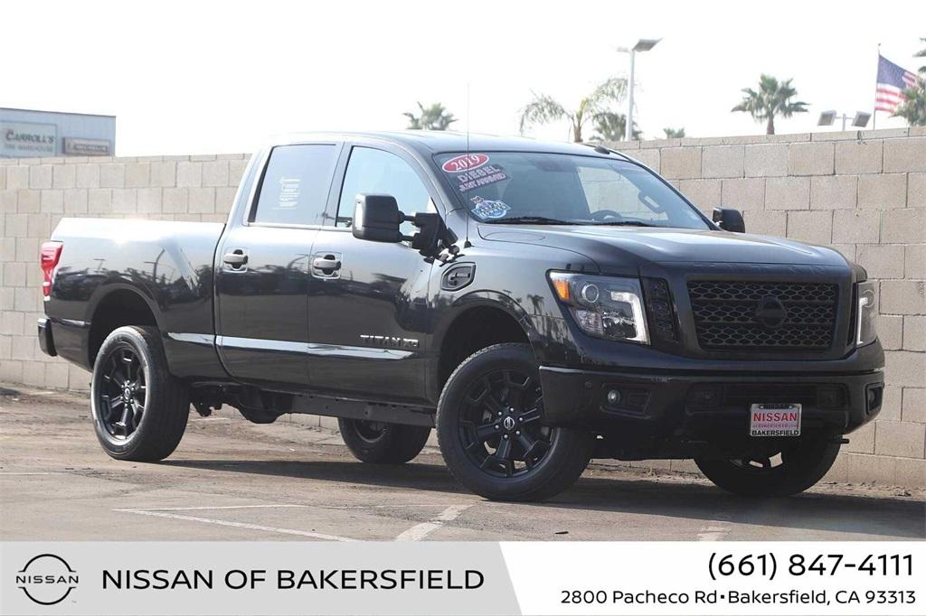 Used 2019 Nissan Titan XD SV in Bakersfield, CA