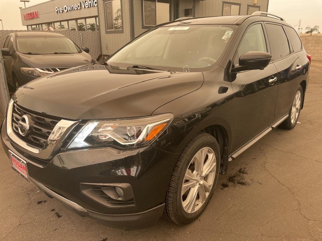 Used 2019 Nissan Pathfinder SL in Bakersfield, CA