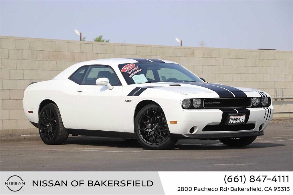 Used 2014 Dodge Challenger SXT in Bakersfield, CA